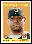 2007 Topps Heritage #87 YN Shawn Chacon   Front Thumbnail
