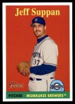 2007 Topps Heritage #97 YN Jeff Suppan   Front Thumbnail