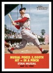 2007 Topps Heritage Flashbacks #5 F Stan Musial  Front Thumbnail