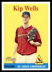 2007 Topps Heritage #96  Kip Wells  Front Thumbnail