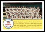 2007 Topps Heritage #71   Los Angeles Dodgers Team Front Thumbnail