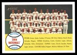 2007 Topps Heritage #44   Washington Nationals Team Front Thumbnail