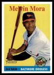 2007 Topps Heritage #67  Melvin Mora  Front Thumbnail