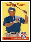 2007 Topps Heritage #342  Daryle Ward  Front Thumbnail