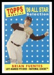 2007 Topps Heritage #494   -  Brian Fuentes All-Star Front Thumbnail