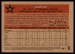 2007 Topps Heritage #488   -  Jason Bay All-Star Back Thumbnail