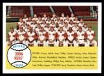 2007 Topps Heritage #428   Cincinnati Reds Team Front Thumbnail