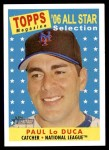 2007 Topps Heritage #490   -  Paul LoDuca All-Star Front Thumbnail