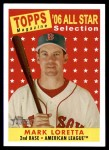 2007 Topps Heritage #479   -  Mark Loretta All-Star Front Thumbnail