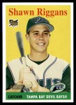 2007 Topps Heritage #456  Shawn Riggans  Front Thumbnail