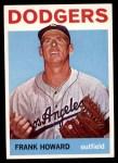 1964 Topps #371  Frank Howard  Front Thumbnail