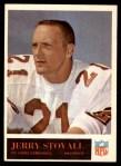 1965 Philadelphia #166  Jerry Stovall    Front Thumbnail