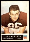 1965 Philadelphia #32  Gary Collins    Front Thumbnail