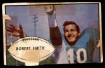 1953 Bowman #66  Robert Smith  Front Thumbnail