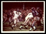1966 Philadelphia #39   -  Gale Sayers Chicago Bears - Play of the Year Front Thumbnail