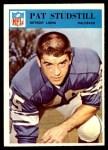 1966 Philadelphia #75  Pete Studstill  Front Thumbnail