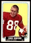 1964 Topps #94  Chris Burford  Front Thumbnail