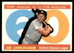 1960 Topps #562   -  Joe Cunningham All-Star Front Thumbnail