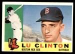 1960 Topps #533  Lu Clinton  Front Thumbnail