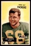 1955 Bowman #86  Len Szafaryn  Front Thumbnail
