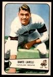 1954 Bowman #111  Dante Lavelli  Front Thumbnail