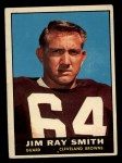 1961 Topps #73  Jim Ray Smith  Front Thumbnail