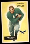 1955 Bowman #135  James Parmer  Front Thumbnail