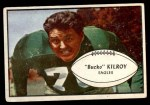 1953 Bowman #4  Bucko Kilroy  Front Thumbnail