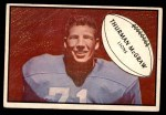 1953 Bowman #71  Thurman McGraw  Front Thumbnail