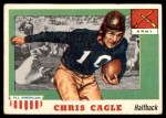 1955 Topps #95  Chris Cagle  Front Thumbnail