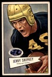 1952 Bowman Large #139  Jerry Shipkey  Front Thumbnail