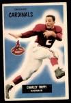 1955 Bowman #139  Charley Trippi  Front Thumbnail