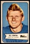 1954 Bowman #34  Bill Howton  Front Thumbnail