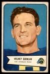 1954 Bowman #44  Volney Quinlan  Front Thumbnail