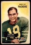 1955 Bowman #74  Tobin Rote  Front Thumbnail