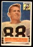 1956 Topps #21  Darrell Brewster  Front Thumbnail