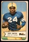1954 Bowman #105  Veryl Switzer  Front Thumbnail