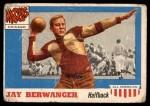 1955 Topps #78  Jay Berwanger  Front Thumbnail