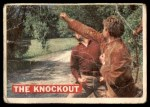 1956 Topps Davy Crockett #38 ORG  The Knockout  Front Thumbnail