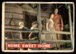 1956 Topps Davy Crockett #24 ORG  Home Sweet Home  Front Thumbnail