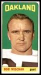 1965 Topps #144  Bob Mischak  Front Thumbnail