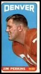 1965 Topps #61  Jim Perkins  Front Thumbnail
