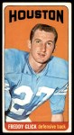 1965 Topps #76  Freddy Glick  Front Thumbnail