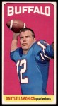 1965 Topps #36  Daryle Lamonica  Front Thumbnail