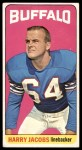 1965 Topps #32  Harry Jacobs  Front Thumbnail