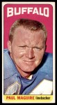 1965 Topps #37  Paul Maguire  Front Thumbnail