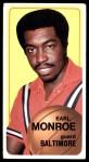1970 Topps #20  Earl Monroe   Front Thumbnail