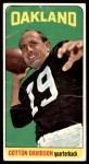 1965 Topps #138  Cotton Davidson  Front Thumbnail