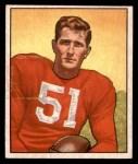 1950 Bowman #130  Thomas Wham  Front Thumbnail