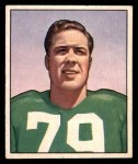 1950 Bowman #94  Vic Sears  Front Thumbnail